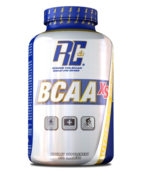 مکمل بی سی دبل ای رونی کلمن RC BCAA (XS) 400 TABLETS