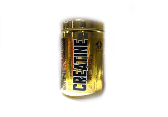 creatine gold performanced