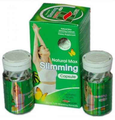نچرال اسلیمینگ سبز NATURAL SLIMMING Green