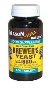 مخمر آبجو چاق کننده قوی Brewers Yeast اصل ستوده