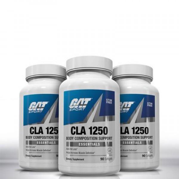 قرص لاغری سی ال ای گت اسپورت CLA GAT1250