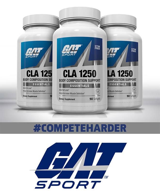 مکمل CLA 1250 GAT Sport