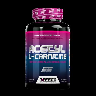قرص لاغری ال کارنیتین ACETYL L-CARNITINE 90Cap