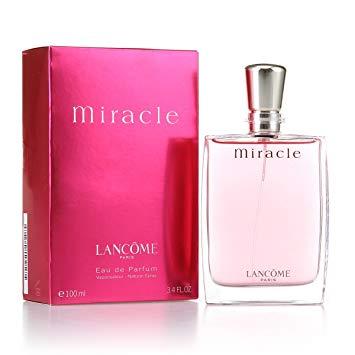 عطر ادکلن زنانه لانکوم میراکل Lancome Miracle عطری  ملایم و شیرین