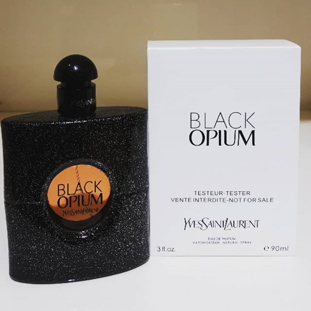 حراج تستر زنانه ایو سن لورن بلک اوپیوم Yves Saint Laurent Black Opium