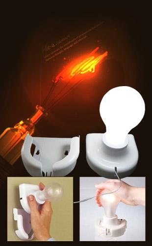 لامپ اضطراری هندی بالب