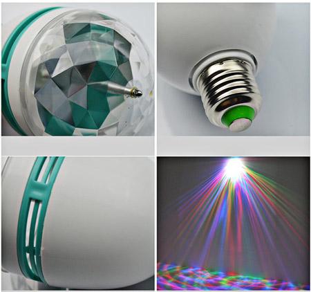 لامپ رقص نور