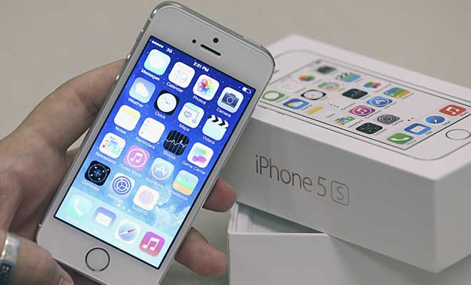 اپل آیفون 5 اس