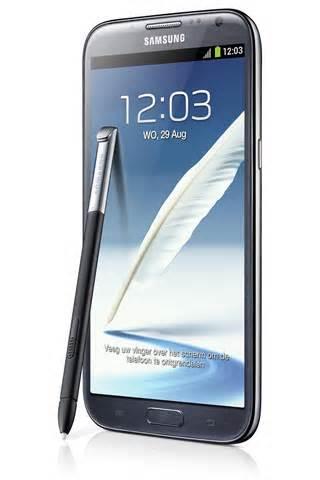 گوشی Samsung Galaxy Note II