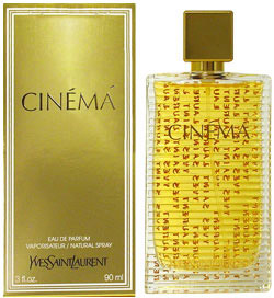 ادکلن زنانه ایو سن لورن سینما Yves Saint laurent Cinema